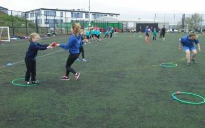 Class 3 Cricket & Rounders Festival