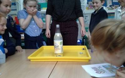 Class 3 Science Day